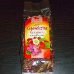 Szamóca ízű gyümölcstea keverék hibiszkusszal